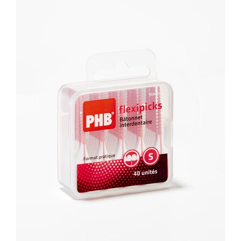 PHB FLEXIPICKS 40 unités